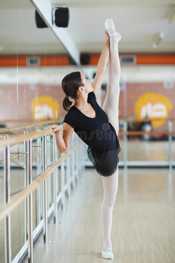 Graceful dance stock images