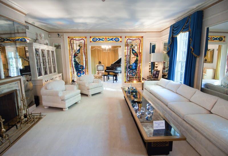Graceland foto de stock