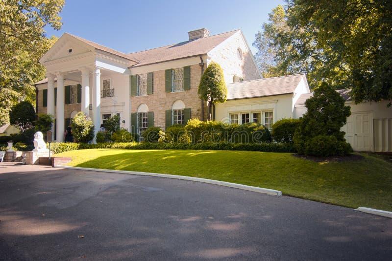 Graceland foto de stock royalty free