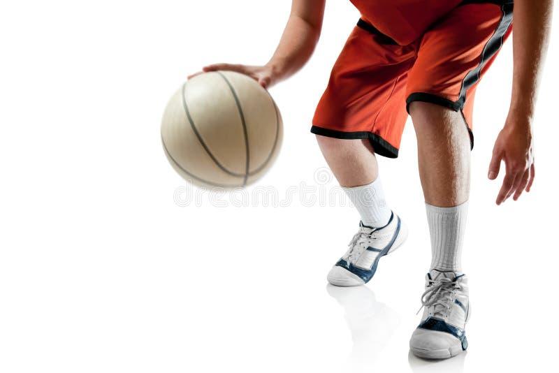 gracz koszykówki obraz royalty free