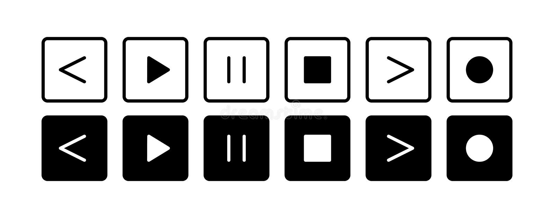 Gracz zapina kvadro royalty ilustracja