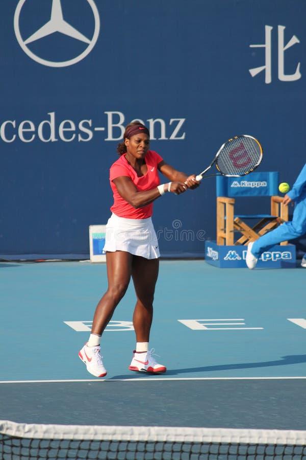 gracza Serena tenis usa Williams zdjęcia stock