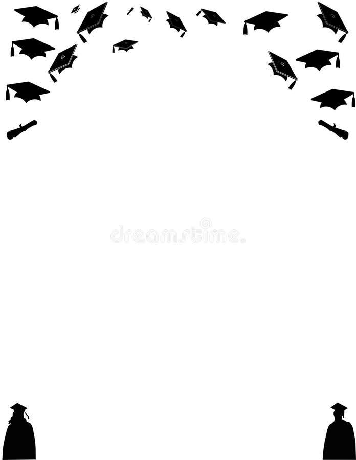 Download Grad toss Border stock vector. Image of heavens, happiness - 9370561