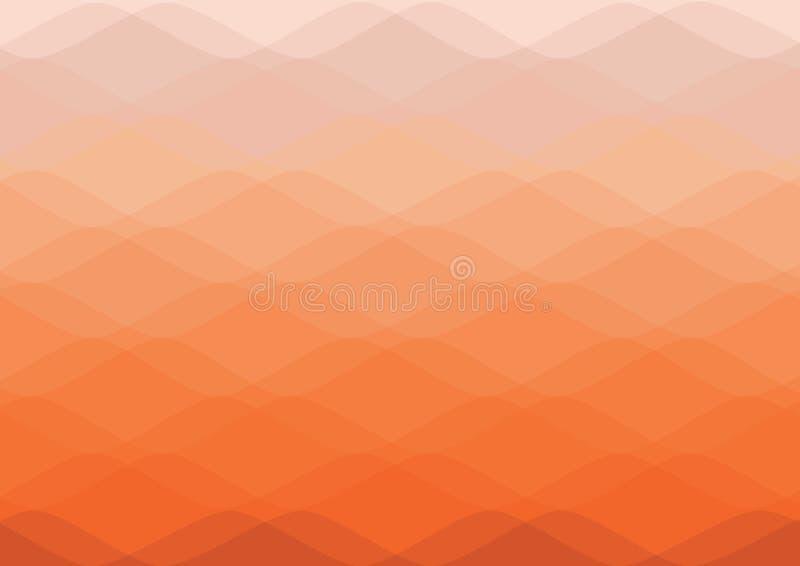 Gradation wave color for wallpaper. Gradation background. stock photo
