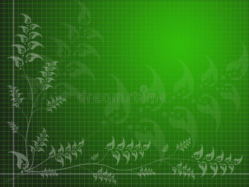 Download Grade floral ilustração do vetor. Ilustração de fundo - 26521382