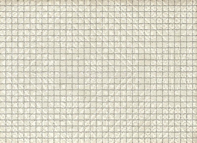 Grade Textured ilustração stock