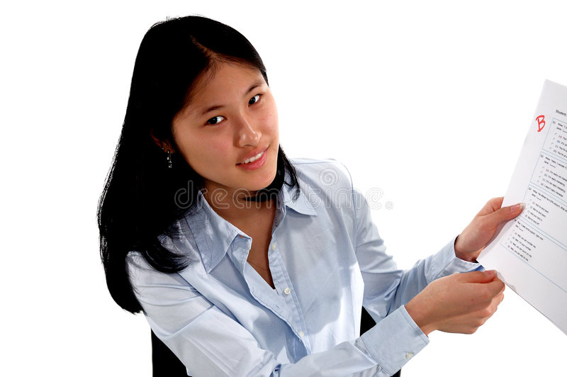 Download Graded On The Curve stock image. Image of grade, examination - 172149