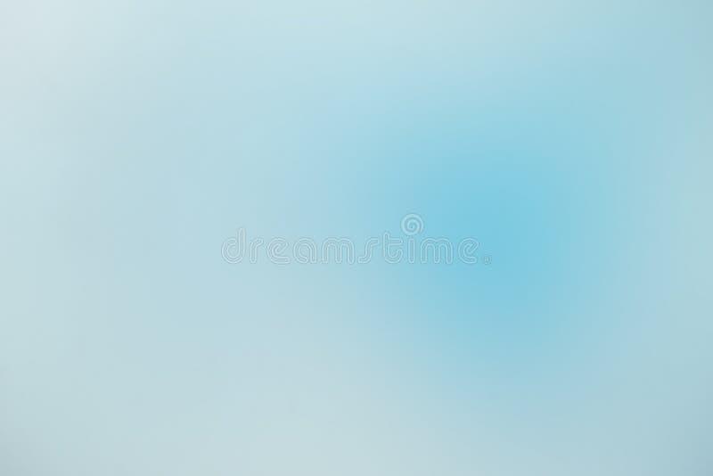 Gradiënt abstract blauw als achtergrond, hemel, ijs, inkt, met exemplaarruimte stock afbeelding