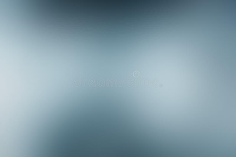 Gradiënt abstract staal als achtergrond, metaal, koude, hard, grijs, blauw, ruw met exemplaarruimte royalty-vrije stock foto's