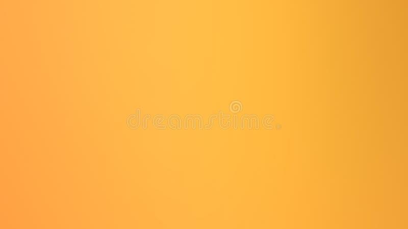 Gradiënt bruine en gouden vlotte kleur nuttig voor malplaatje, bedelaars stock afbeeldingen