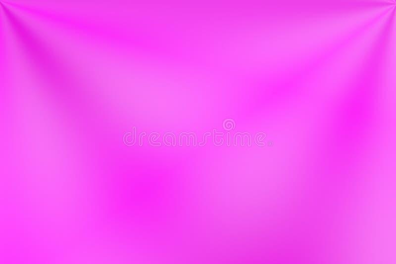 Gradiënt magenta abstracte achtergrond stock afbeelding