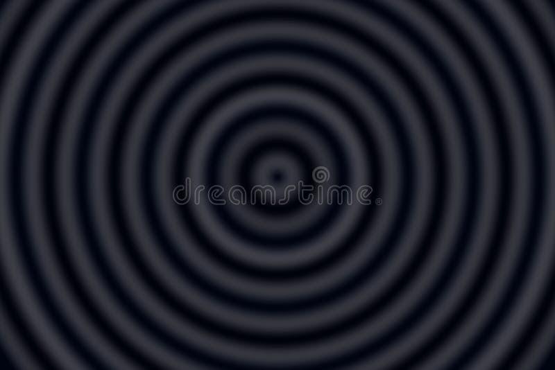 Gradiënt zwarte abstracte achtergrond stock foto's