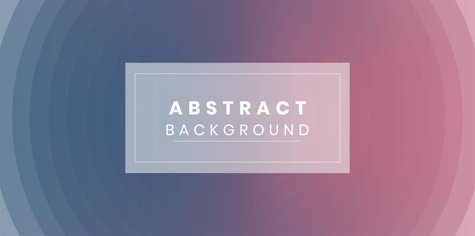 Gradient abstract background design vector stock illustration
