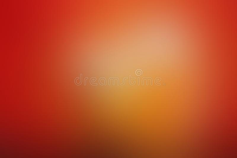 Gradient abstract background red, orange, fire, flame, glows with copy space stock photography