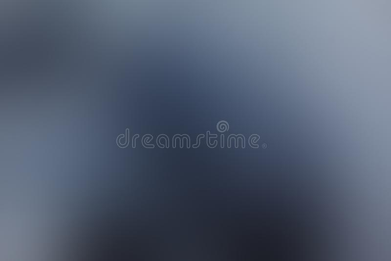 Gradient abstract background steel, metal, cold, hard, gray, blue, rough with copy space royalty free stock image