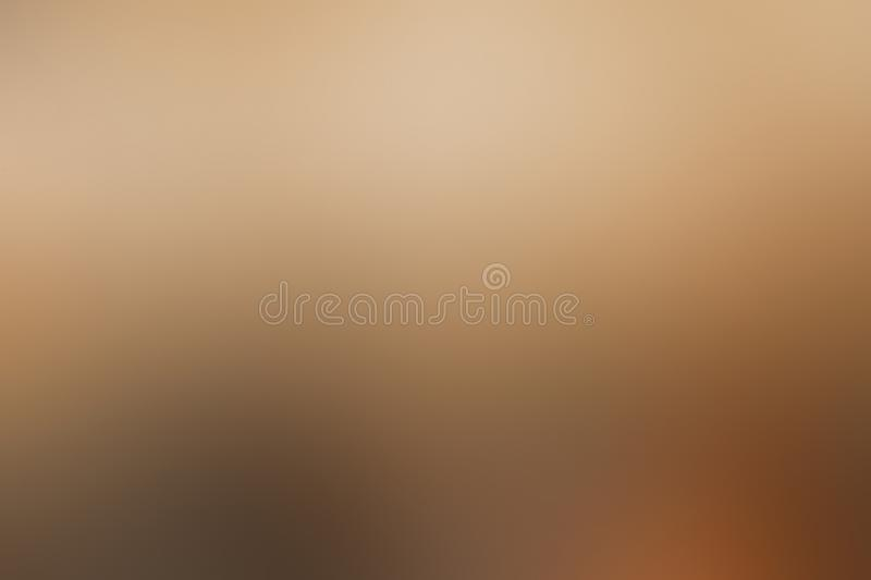 Gradient abstract brown, bronze, brass, gray, copper, background with copy space vector illustration