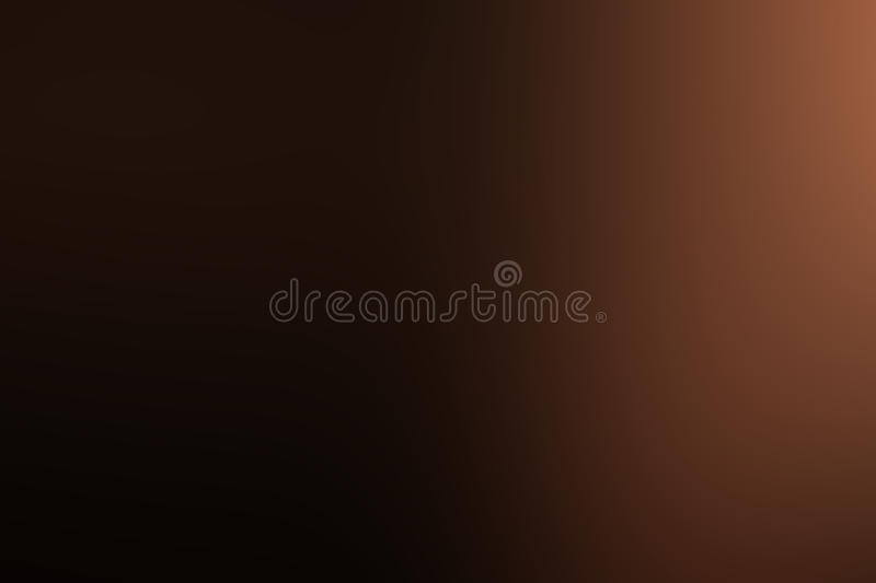 Gradient Abstract Luxury Brown Background Border Frame with Cop. Y Space, blank web or template brochure stock photo