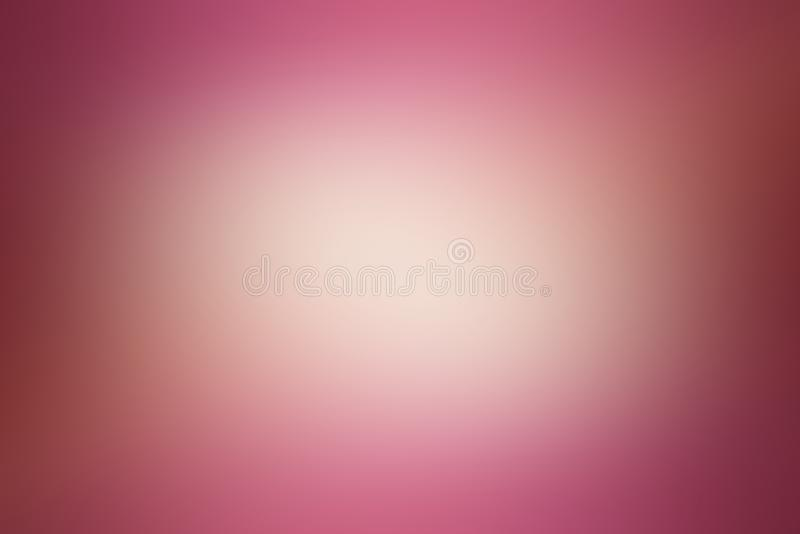 Gradient abstract coral pink and gold background stock images