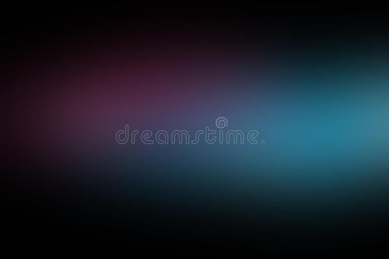 Gradient abstract background black, night, dark, evening, with copy space stock image