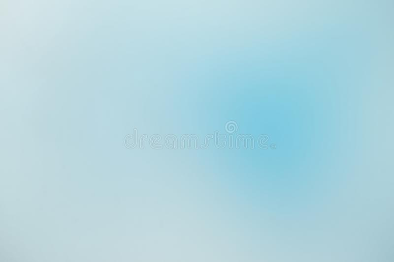 Gradient abstract background blue, sky, ice, ink, with copy space stock image