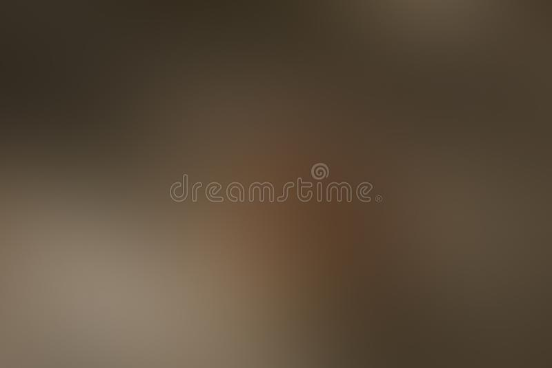 Gradient abstract brown, bronze, brass, gray, copper, background with copy space stock images