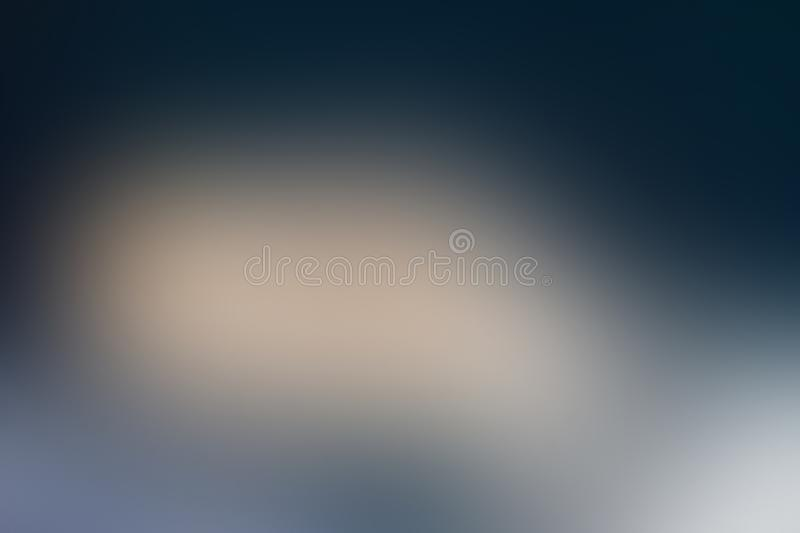 Gradient abstract background steel, metal, cold, hard, gray, blue, rough with copy space royalty free illustration
