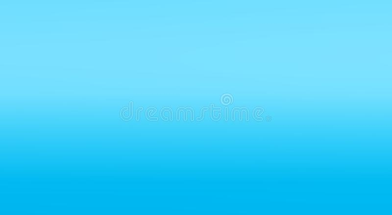 Gradient blue smooth template ,banner , wallpaper background royalty free stock photos