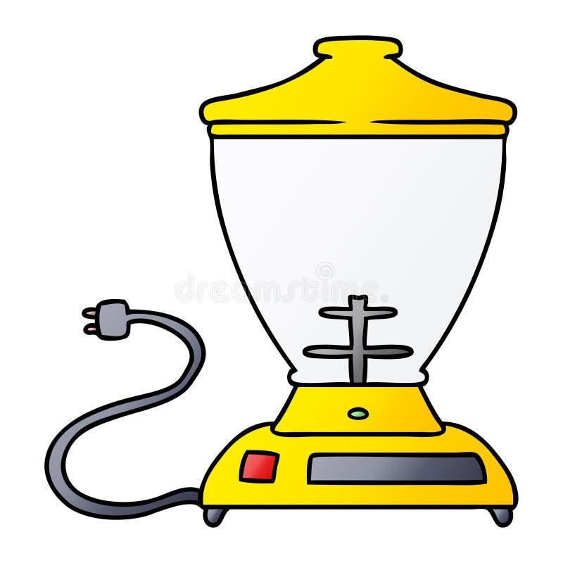 Gradient Cartoon Food Blender Electrical Goods Free Hand Drawn Doodle Clip Art Artwork Illustration Stock Illustrations 4 Gradient Cartoon Food Blender Electrical Goods Free Hand Drawn Doodle Clip Art Artwork Illustration