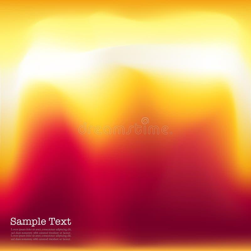 Gradient coloré Mesh Abstract Background illustration de vecteur