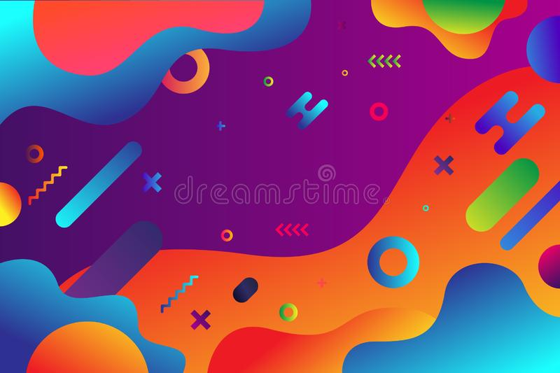 Gradient color background design - abstract. Best gradient color background design fully created by adobe ai stock photography