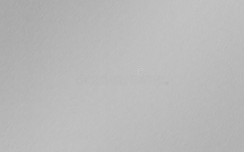 Gradient en aluminium, en acier, argenté, balayé de fond en métal images stock