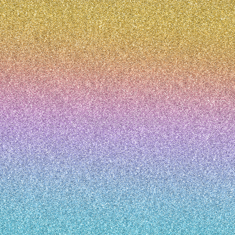 Gradient glitter background stock photography