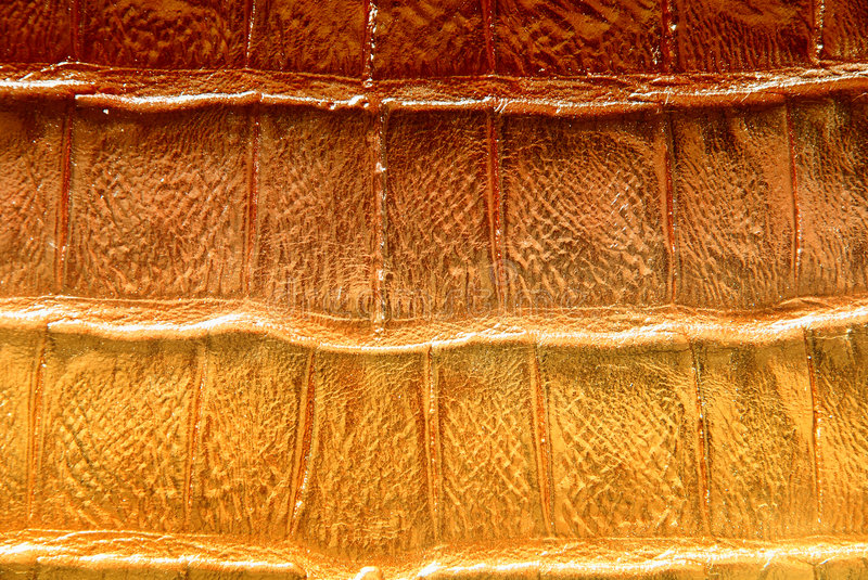 Gradient leather texture stock photography