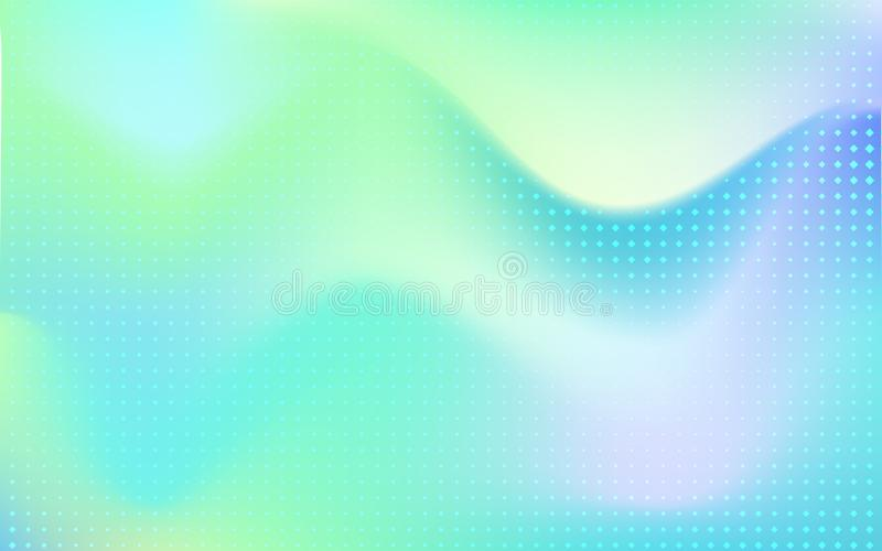 NGradient mesh abstract background. royalty free illustration