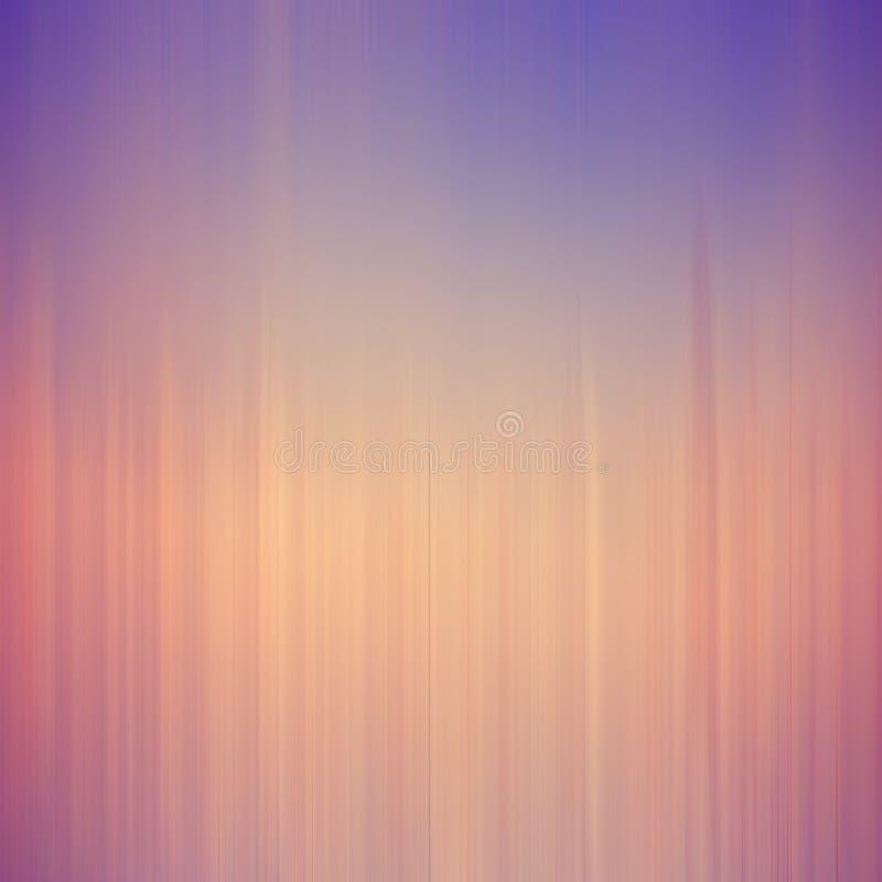 Gradient orange de coucher du soleil images stock