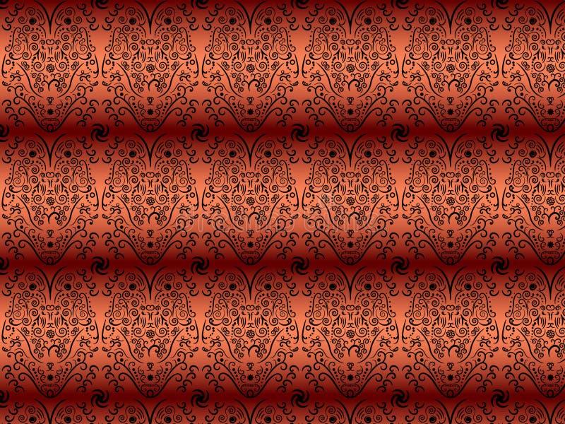 Download Gradient pattern texture stock vector. Image of texture - 23517734
