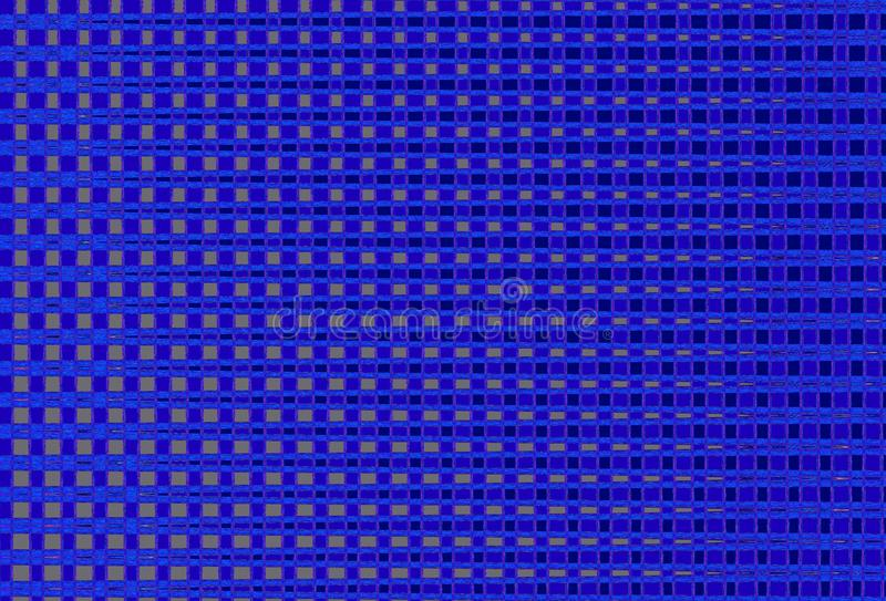 GRADIENT PURPLE AND BLUE BLOCK PATTERN royalty free stock images