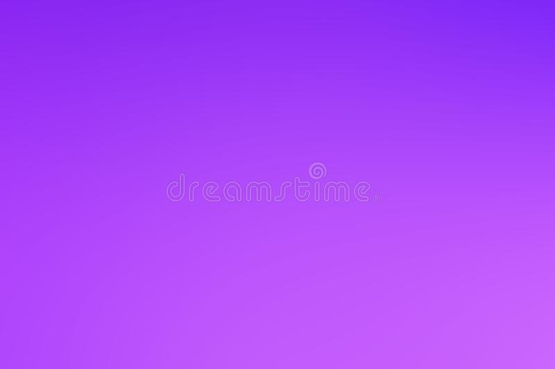 Gradient purple blue bright transition colors sky space summer fashionable, modern background stock image