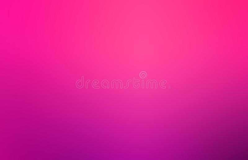 Gradient purple and pink background stock image