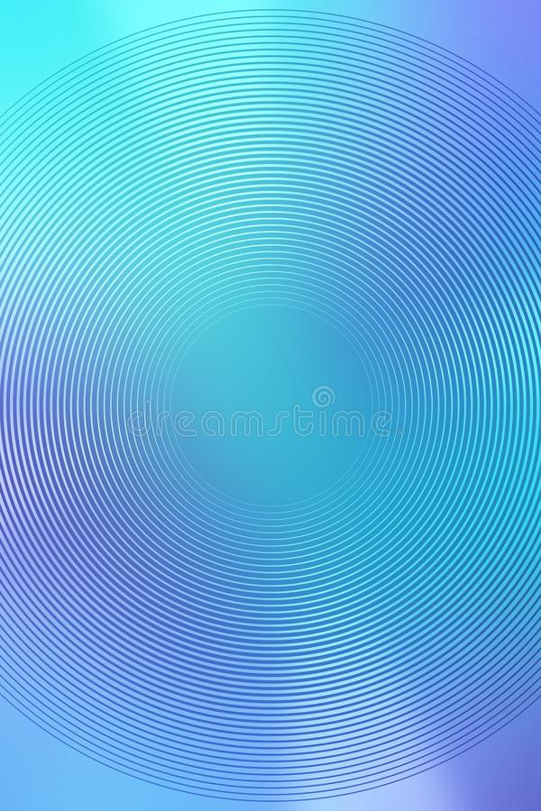 Gradient radial background, blue sky, blur smooth soft texture wallpaper abstract. Smooth Light. Gradient radial background, blue sky, blur smooth soft texture stock photography
