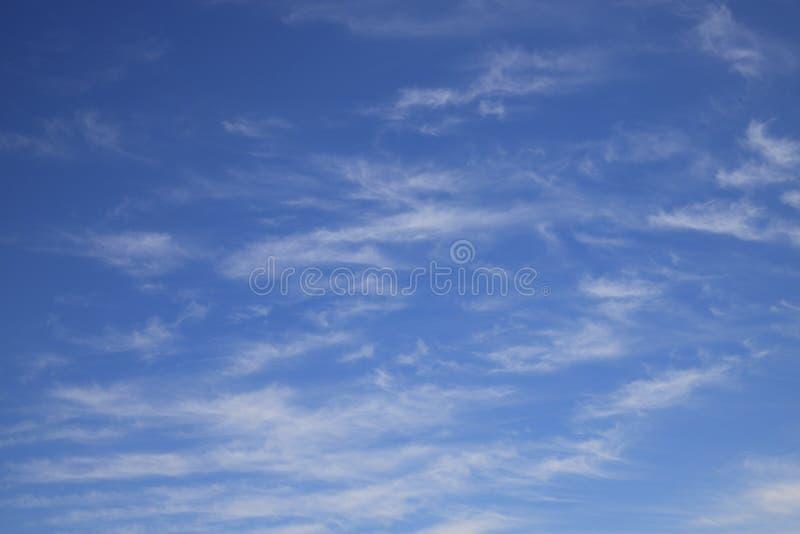 Gradiente στον ουρανό, μια θαυμάσια άποψη στοκ φωτογραφίες