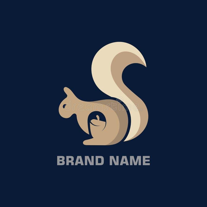 Gradiente moderno y diseño elegante y sencillo de la plantilla de logotipo ilustración del vector