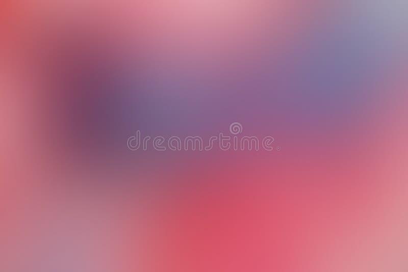 Gradientowy abstrakcjonistyczny tło jednoczący stany, flaga, kolory, wakacje, Lipiec 4, usa z kopii przestrzenią royalty ilustracja