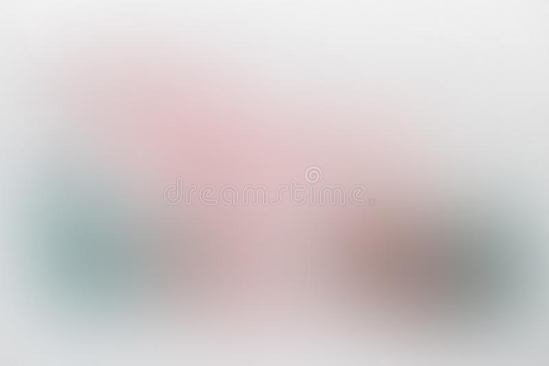 Gradientowy abstrakcjonistyczny t?o pastel ciep?y, delikatny, z kopii przestrzeni? obraz stock