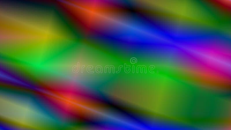 Gradientowy koloru abstrakta światła tło z kopii przestrzenią ilustracja wektor