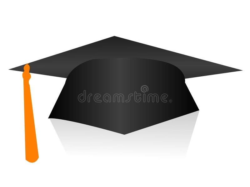 Gradschutzkappe lizenzfreie abbildung