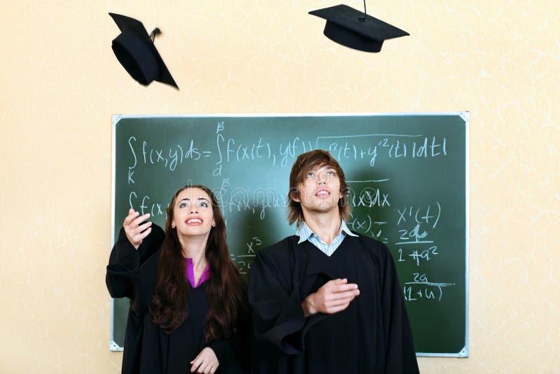 Graduação foto de stock royalty free