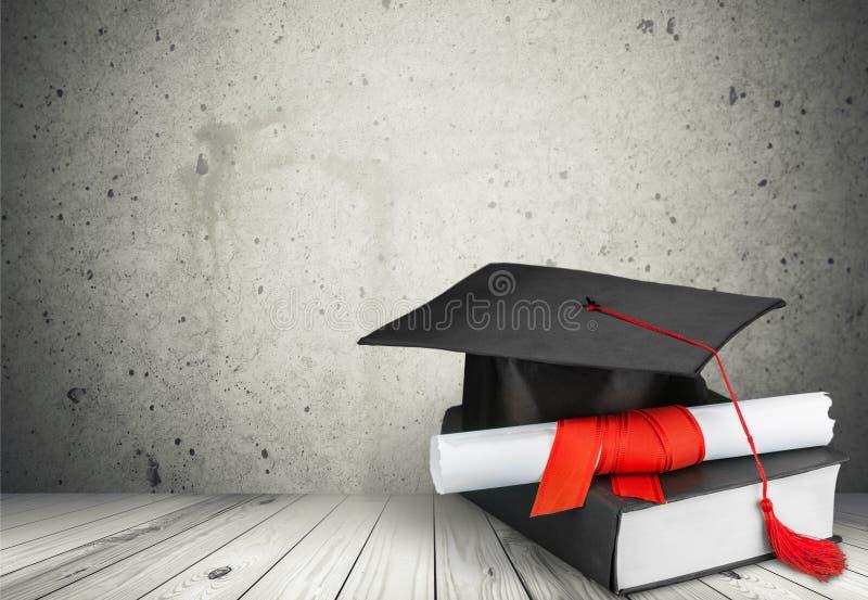 Graduação foto de stock