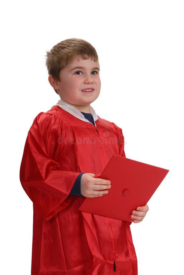 Graduação da escola imagens de stock royalty free