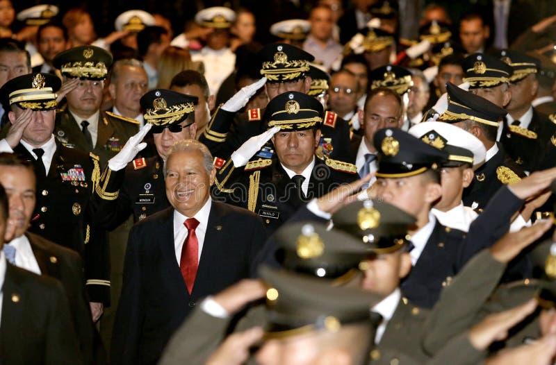 Graduação de la LXXXVIII promoción de Escuela Militar fotos de stock royalty free